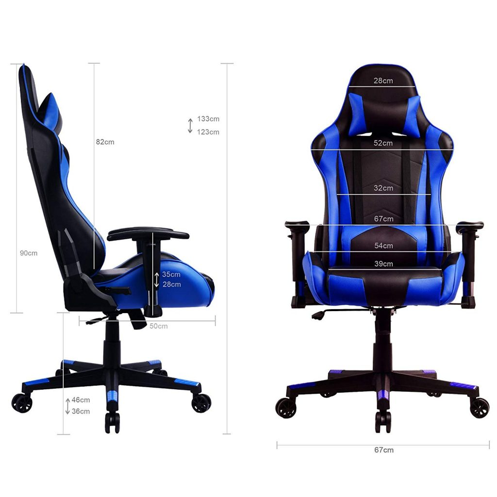 Sedia Gaming Racing Prime Selection
